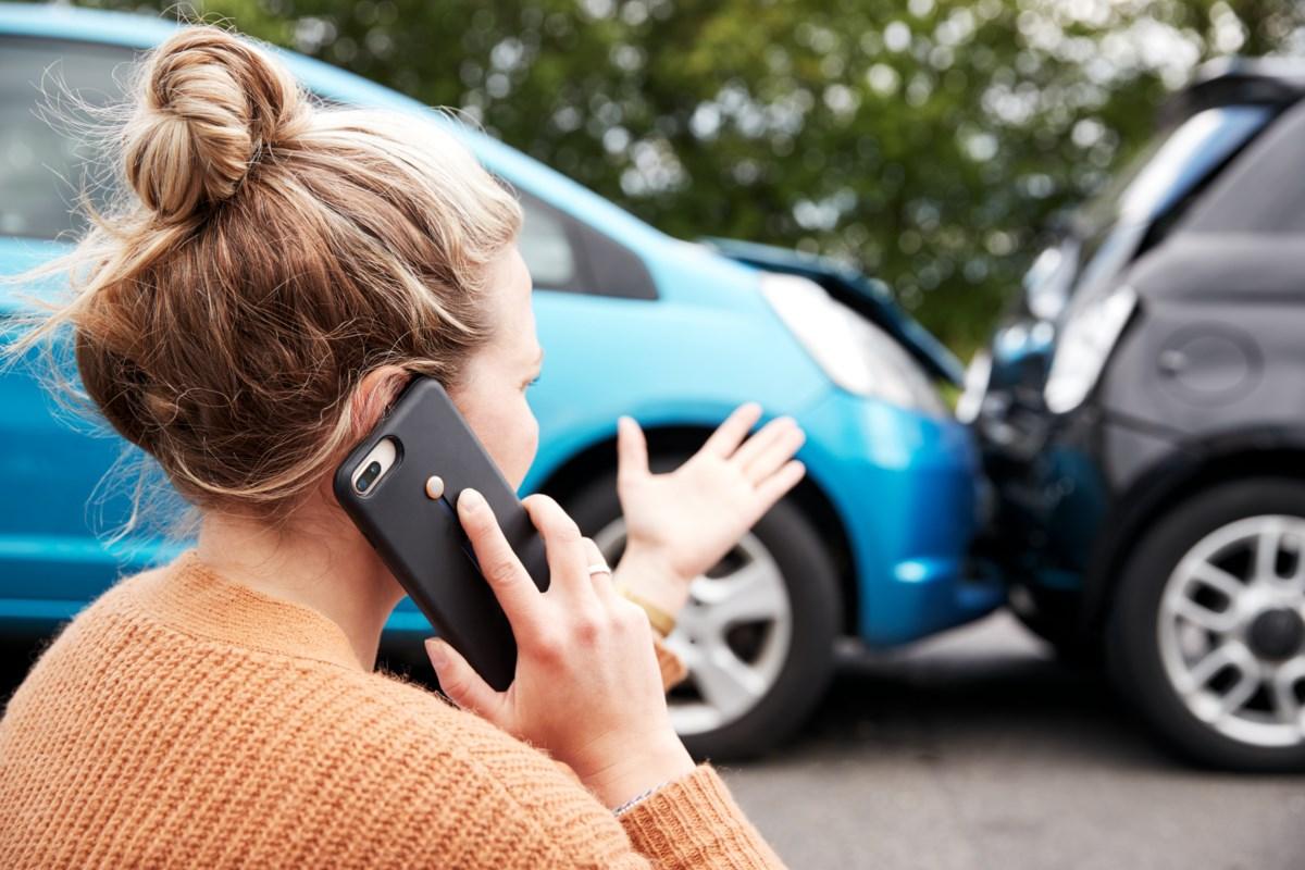 Rodzaje urazów i potencjalnych objawów wypadków samochodowych