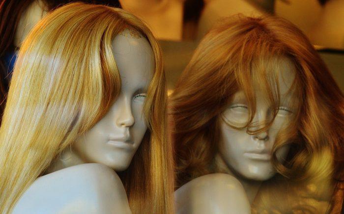 Peruki lace front – idealne włosy!