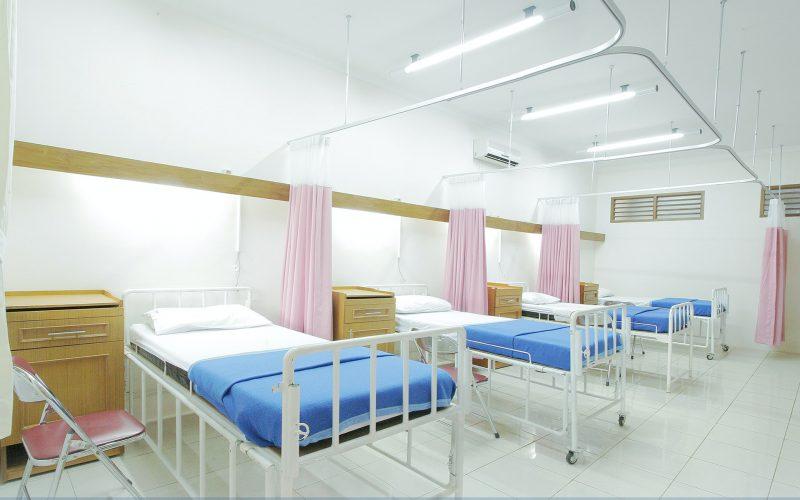 Jakie czyściwa przemysłowe do szpitali, przychodni?