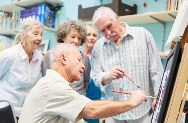 Kiedy sztuka pomaga – arteterapia dla dorosłych
